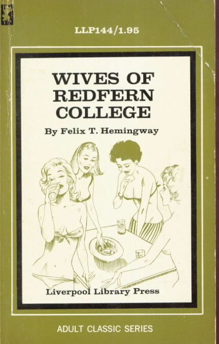 WIVES OF REDFERN COLLEGE