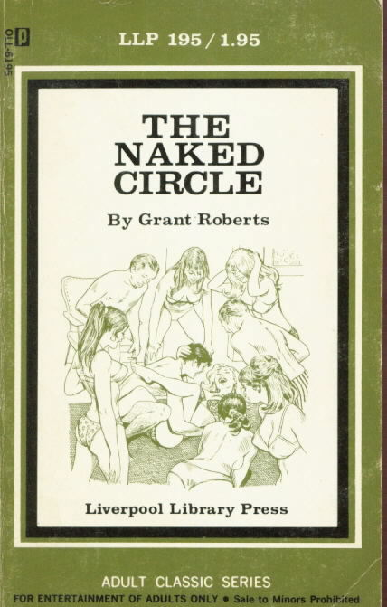 THE NAKED CIRCLE by Grant Roberts