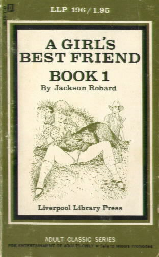 A GIRL'S BEST FRIEND Book 1 by Jackson Robard