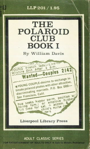 THE POLAROID CLUB Book 1
