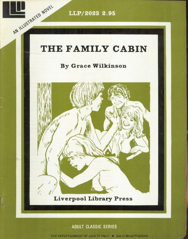 Illustrated Novel THE FAMILY CABIN