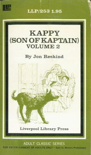 KAPPY (Son of Kaptain) Volume 2