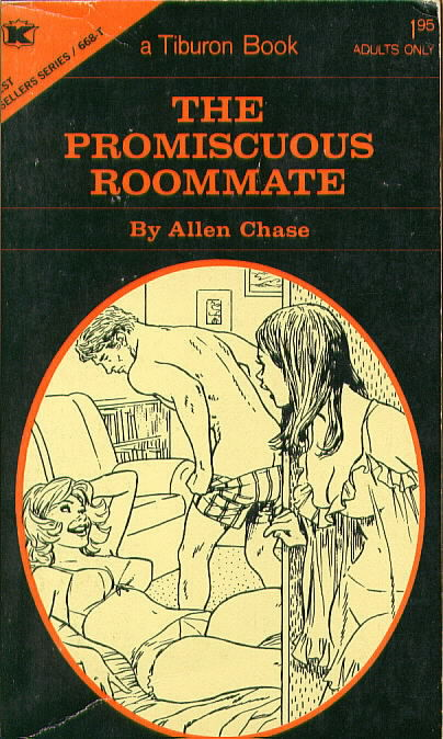 THE PROMISCUOUS ROOMMATE by Allen Chase