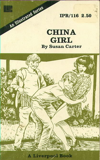 CHINA GIRL by Susan Carter