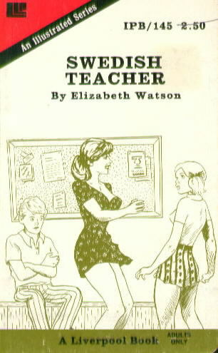 SWEDISH TEACHER by Elizabeth Watson