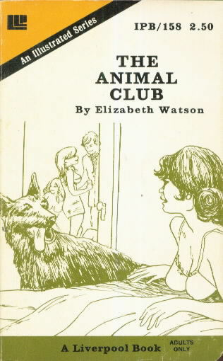 THE ANIMAL CLUB by Elizabeth Watson