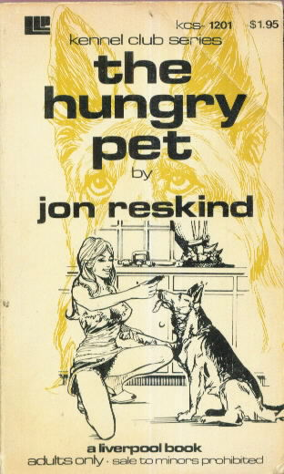 THE HUNGRY PET by Jon Reskind