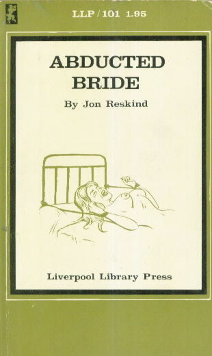 ABDUCTED BRIDE by Jon Reskind