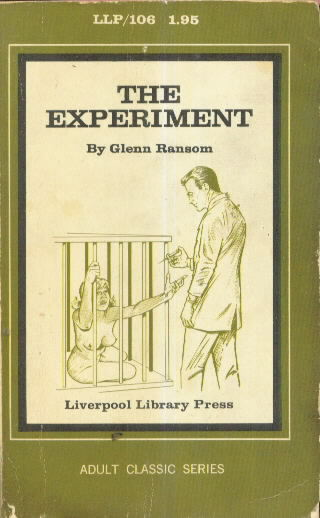 THE EXPERIMENT by Glenn Ransom