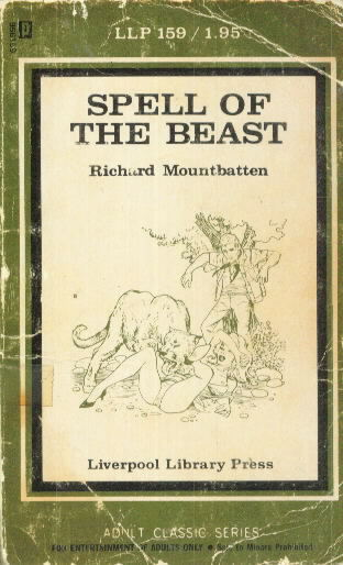 SPELL OF THE BEAST by Richard Mountbatten