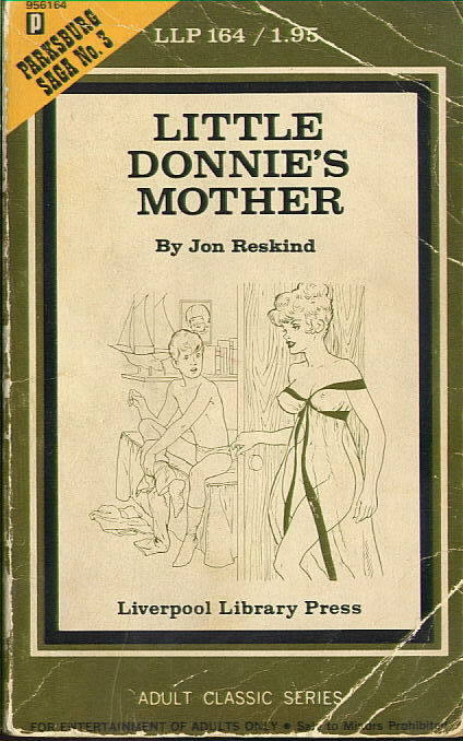 LITTLE DONNIE'S MOTHER by Jon Reskind