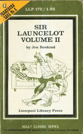 SIR LAUNCELOT Volume 2 by Jon Reskind