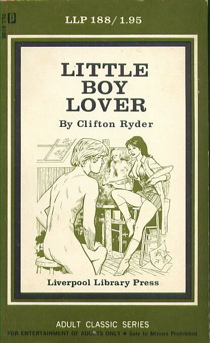 LITTLE BOY LOVER by Clifton Ryder