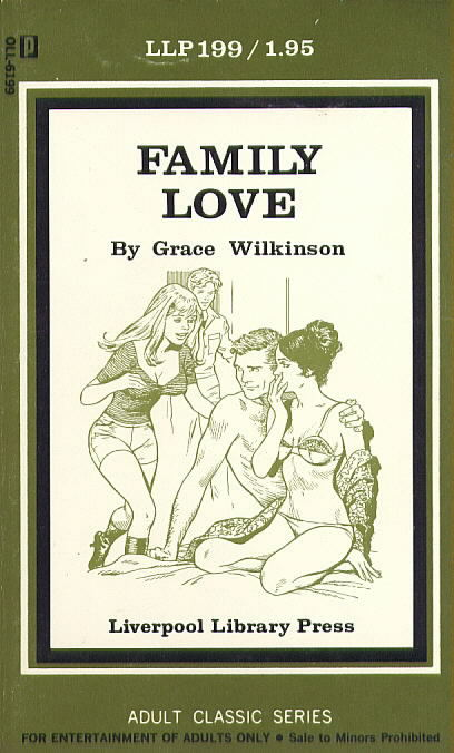 FAMILY LOVE by Grace Wilkinson