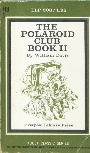 THE POLAROID CLUB Book 2 by William Davis