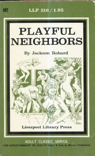 PLAYFUL NEIGHBORS by Jackson Robard