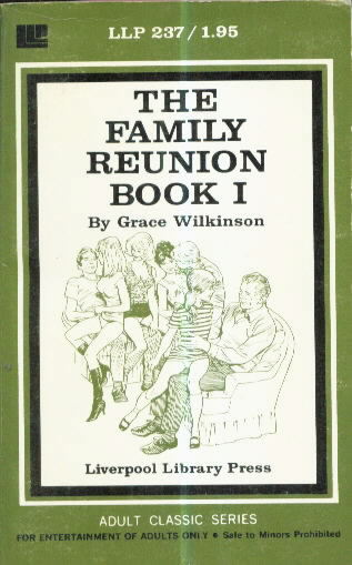 THE FAMILY REUNION Book 1 by Grace Wilkinson