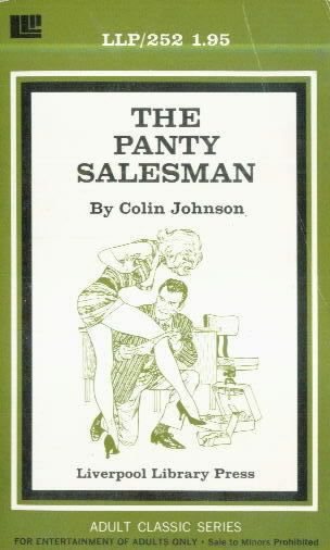 THE PANTY SALESMAN by Colin Johnson