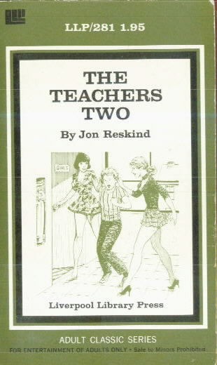 THE TEACHERS TWO by Jon Reskind