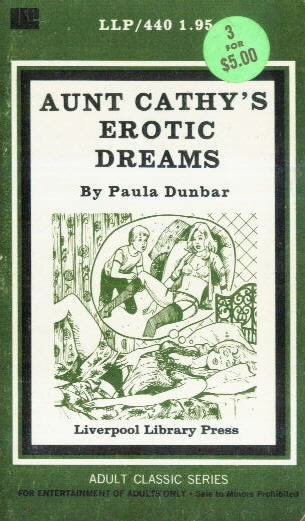 AUNT CATHY'S EROTIC DREAMS by Paula Dunbar