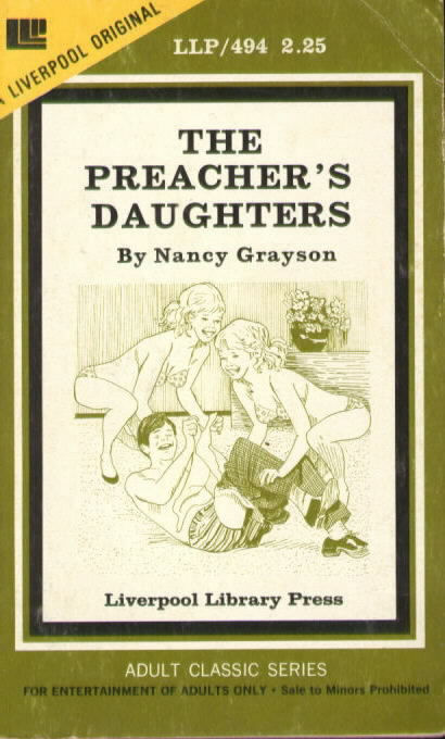 THE PREACHER'S DAUGHTERS by Nancy Grayson