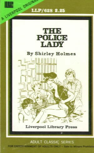 THE POLICE LADY by Shirley Holmes LLP 628