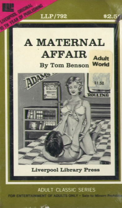 A MATERNAL AFFAIR by Tom Benson