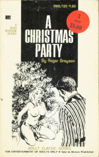 A CHRISTMAS PARTY by Roger Grayson