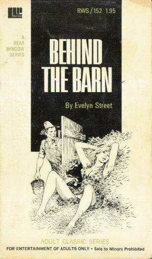 BEHIND THE BARN by Evelyn Street