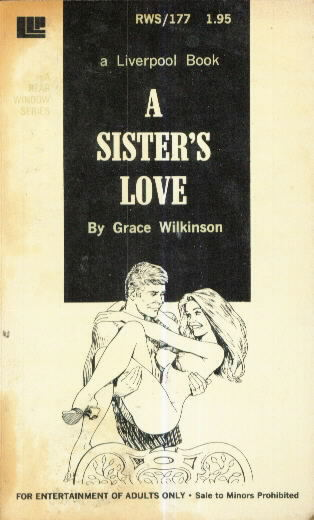 A SISTER'S LOVE by Grace Wilkinson