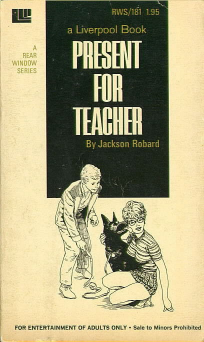 PRESENT FOR TEACHER by Jackson Robard