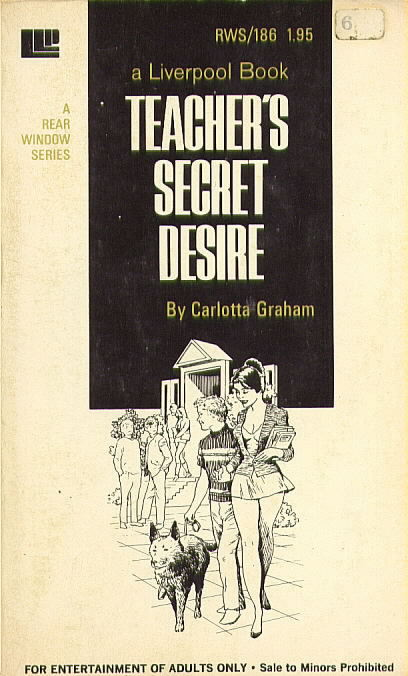 TEACHER'S SECRET DESIRE by Carlotta Graham