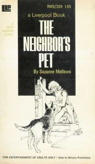 THE NEIGHBOR'S PET by Suzanne Mellows
