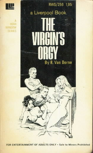 THE VIRGIN'S ORGY