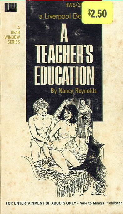 A TEACHER'S EDUCATION by Nancy Reynolds