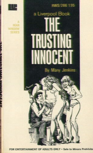 THE TRUSTING INNOCENT by Mary Jenkins