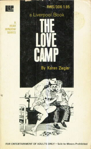 THE LOVE CAMP by Karen Ziegler