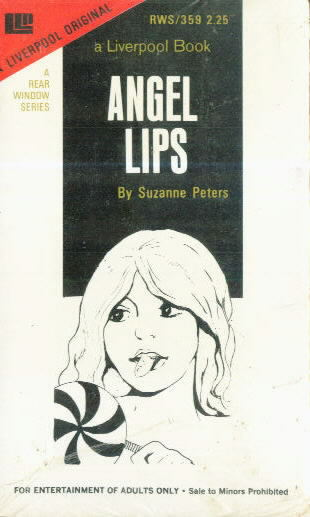 ANGEL LIPS by Suzanne Peters