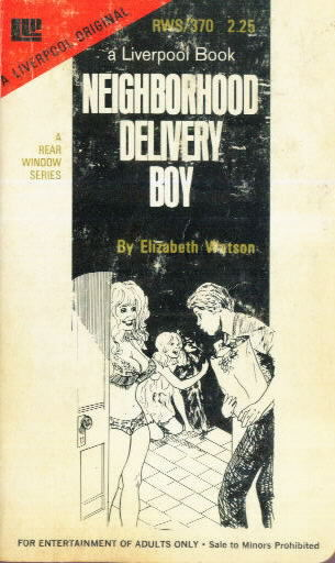 NEIGHBORHOOD DELIVERY BOY by Elizabeth Watson