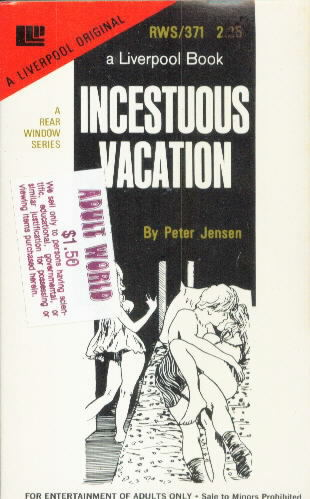 INCESTUOUS VACATION by Peter Jensen