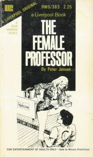 THE FEMALE PROFESSOR