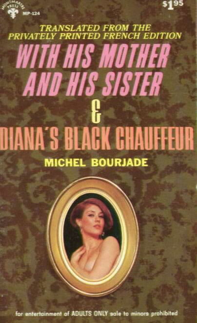 WITH HIS MOTHER AND HIS SISTER & DIANA'S BLACK CHAUFFEUR by Michel Bourjade
