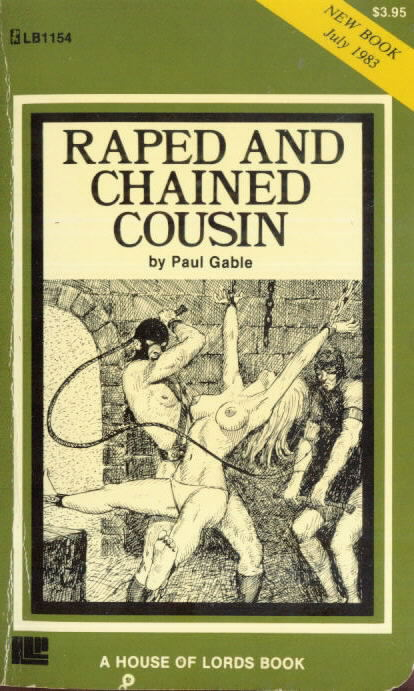 RAPED AND CHAINED COUSIN
