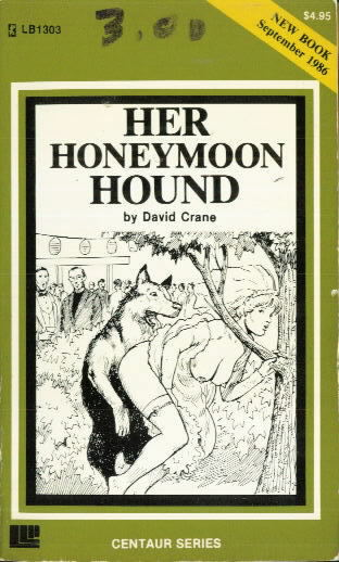 HER HONEYMOON HOUND