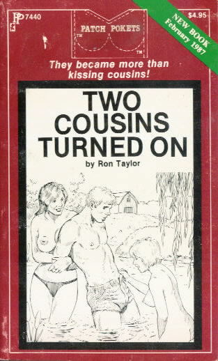 TWO COUSINS TURNED ON by Ron Taylor