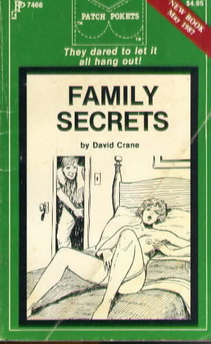 FAMILY SECRETS by David Crane