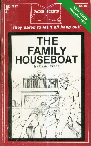 THE FAMILY HOUSEBOAT by David Crane