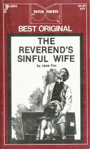 THE REVEREND'S SINFUL WIFE