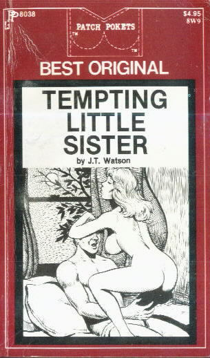 TEMPTING LITTLE SISTER by JT Watson