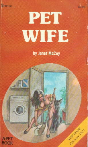 PET WIFE by Janet McCoy